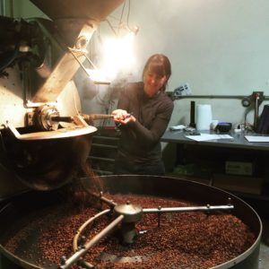 coffee, modern roast, roasting, kristen nelson, third wave, specialty coffee